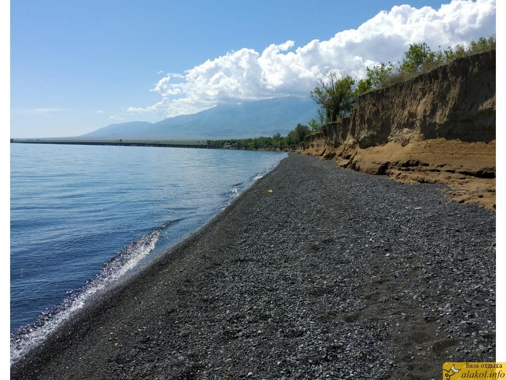 Отдых в июне на озере Алаколь